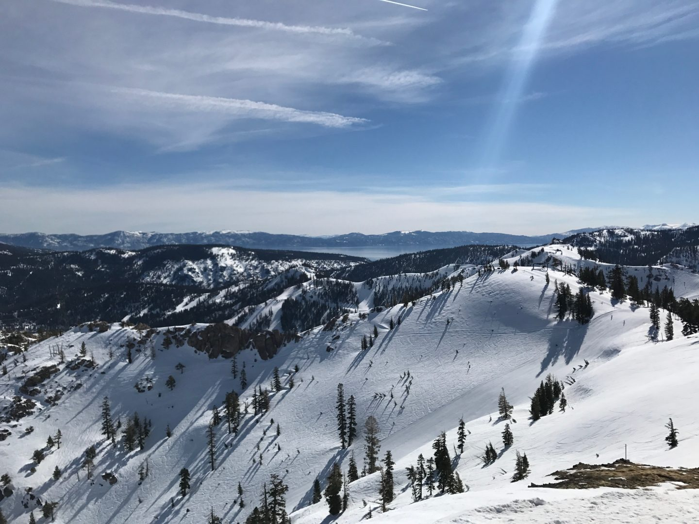 Weekend Getaway in Squaw Valley