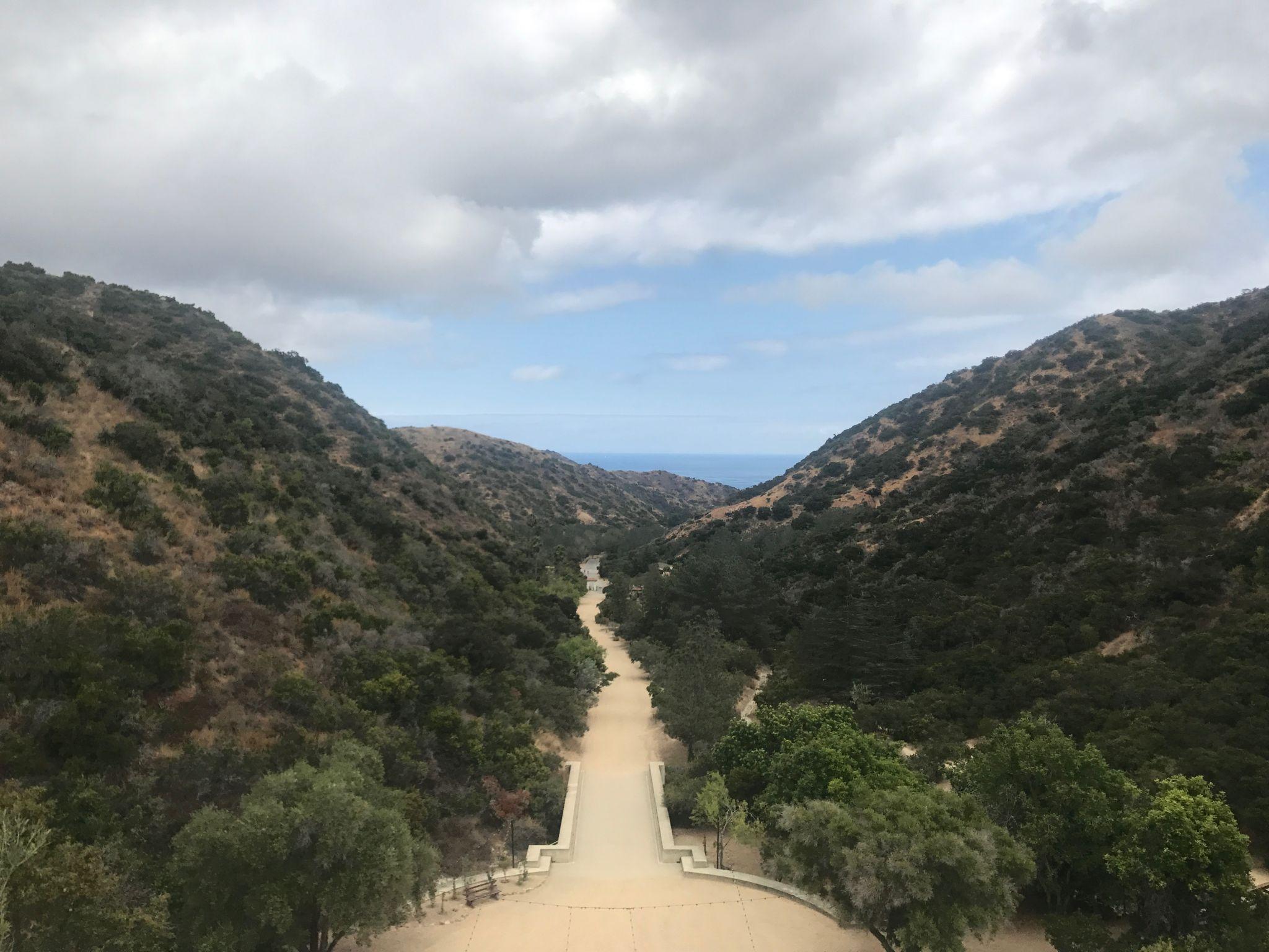 Wrigley Memorial Catalina Island