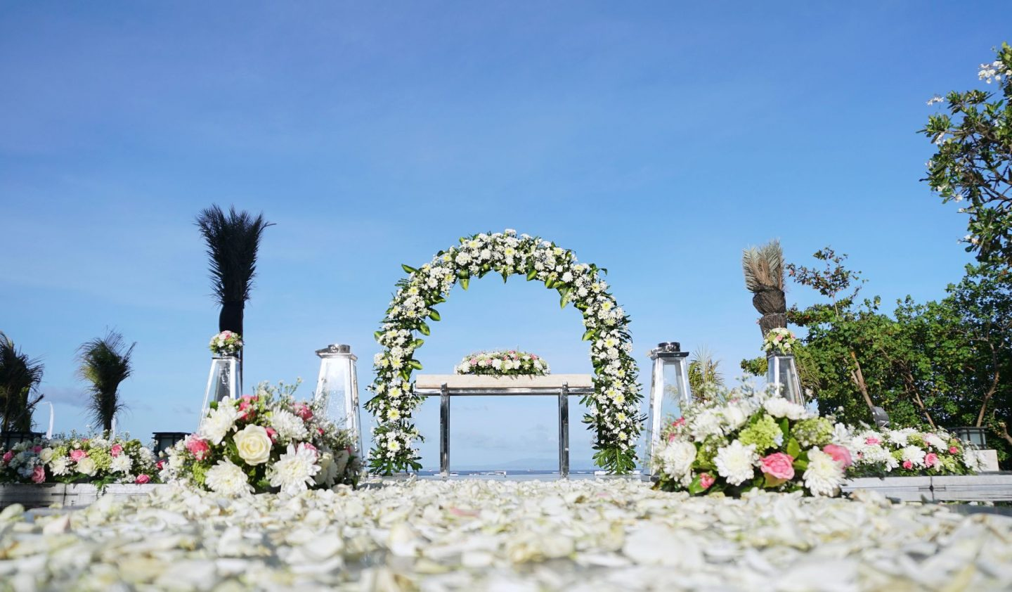 Destination Wedding: Bali