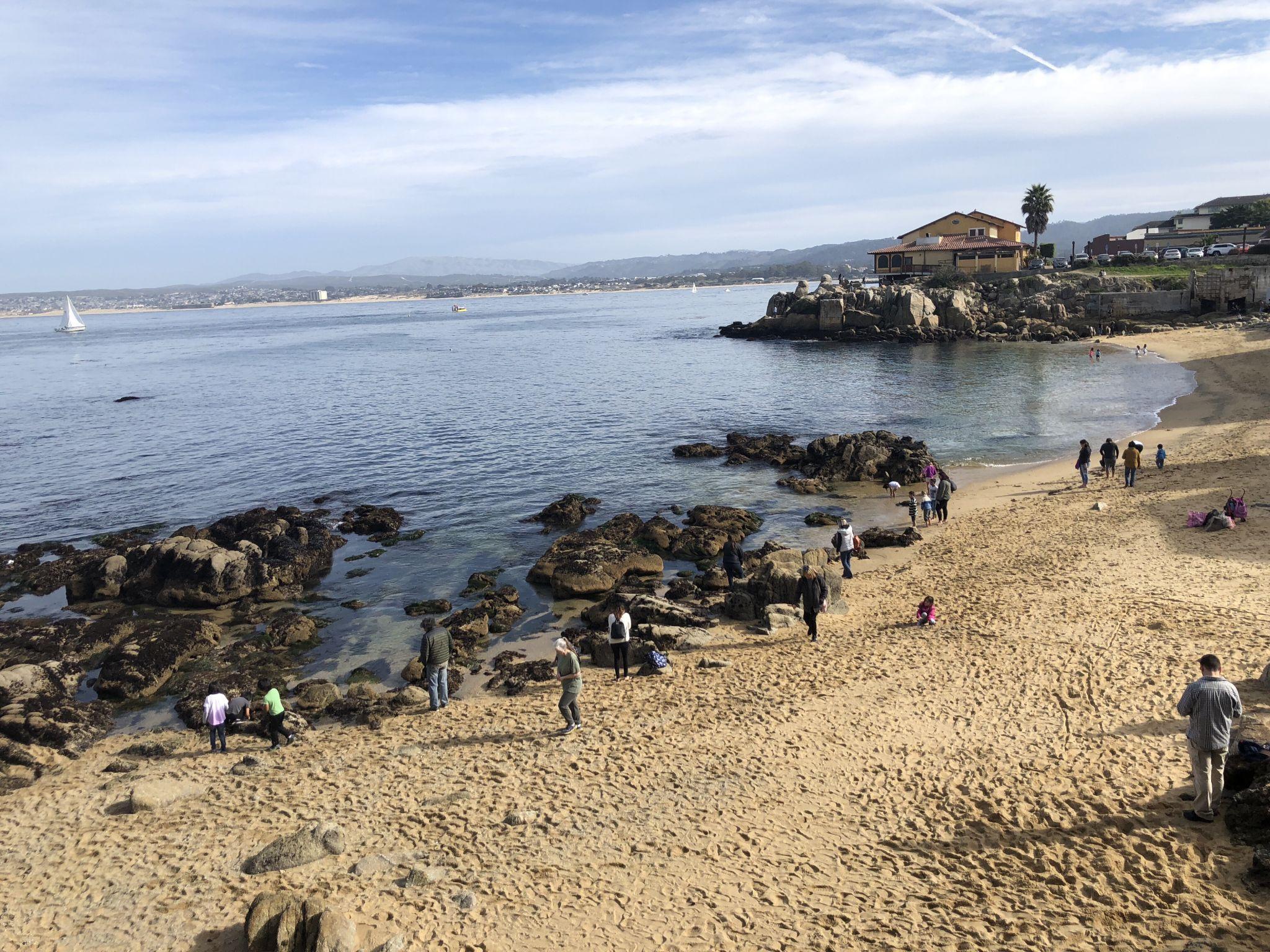 McAbee Beach Monterey, CA