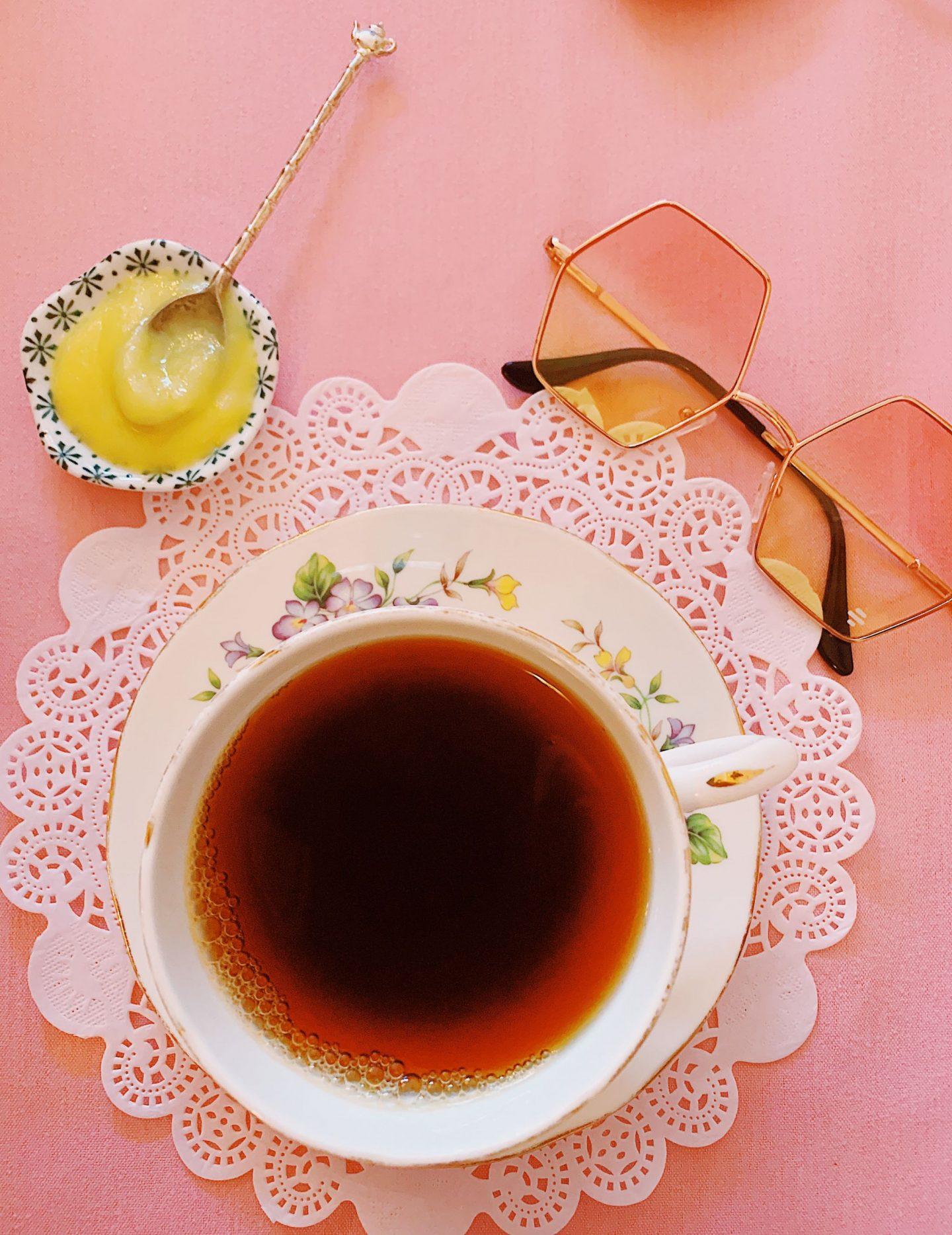 Historic Niles Fremont Tea Tyme