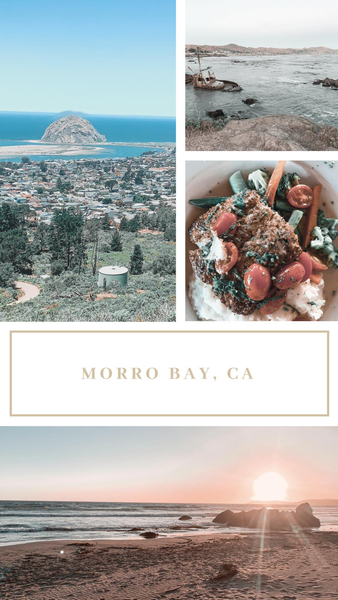 Discover Morro Bay, Morro Rock, San Luis Obispo County