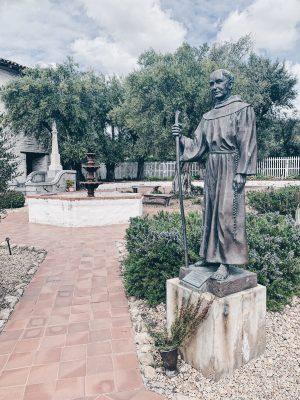 Mission San Jose, Junipero Serra