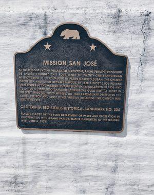 Mission San Jose, Fremont
