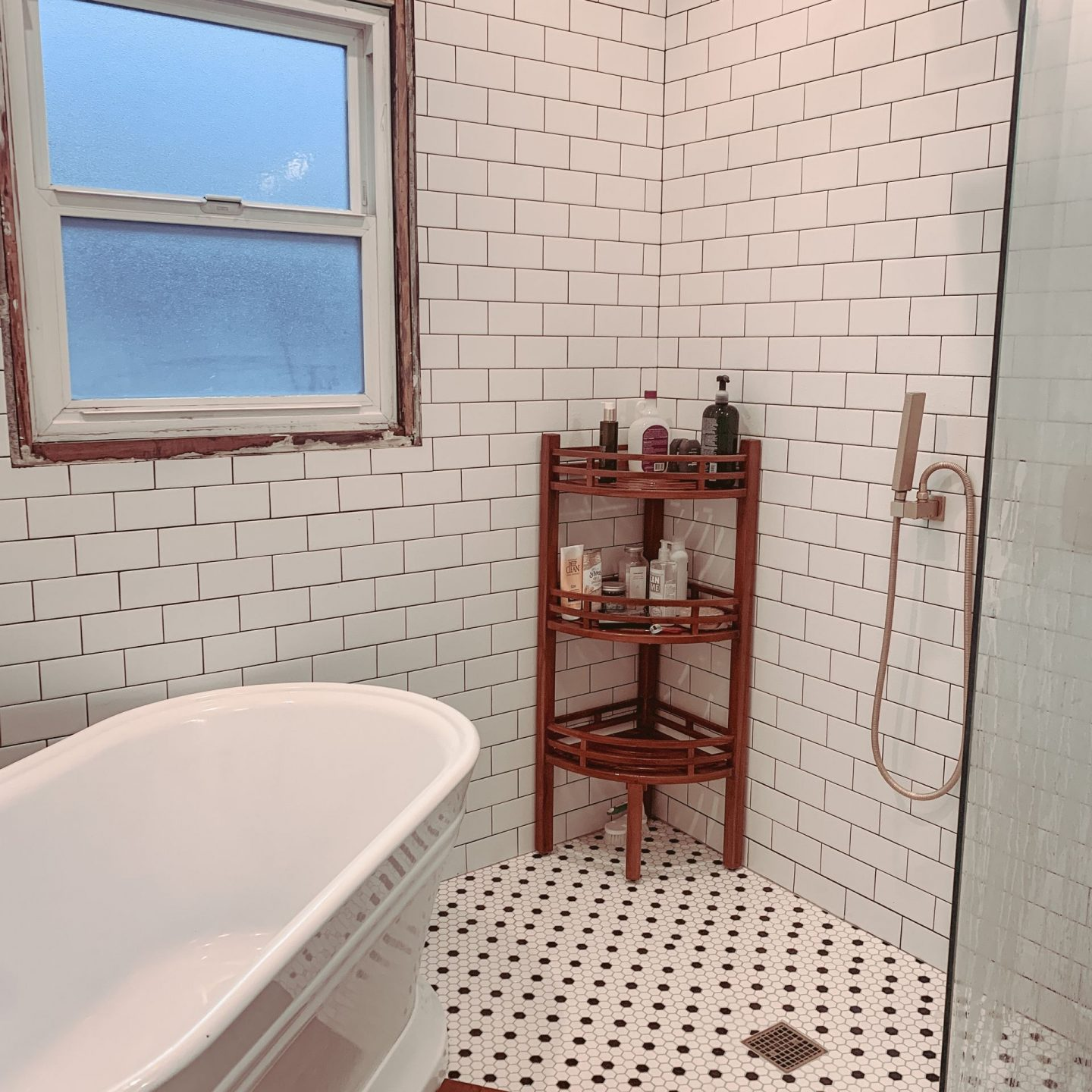 Mid-Phase Bathroom Remodel