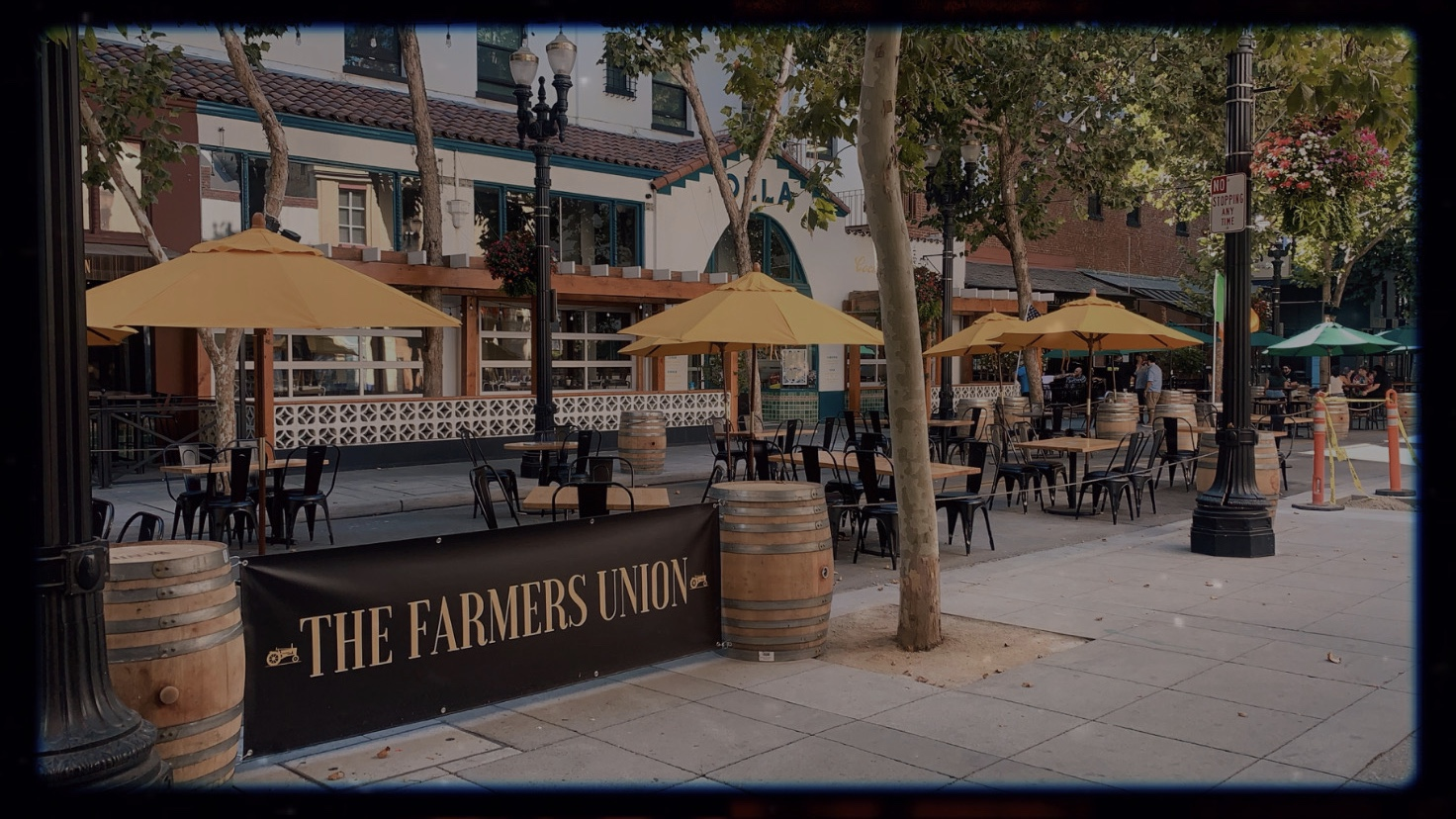 Al Fresca Dining San Pedro Square