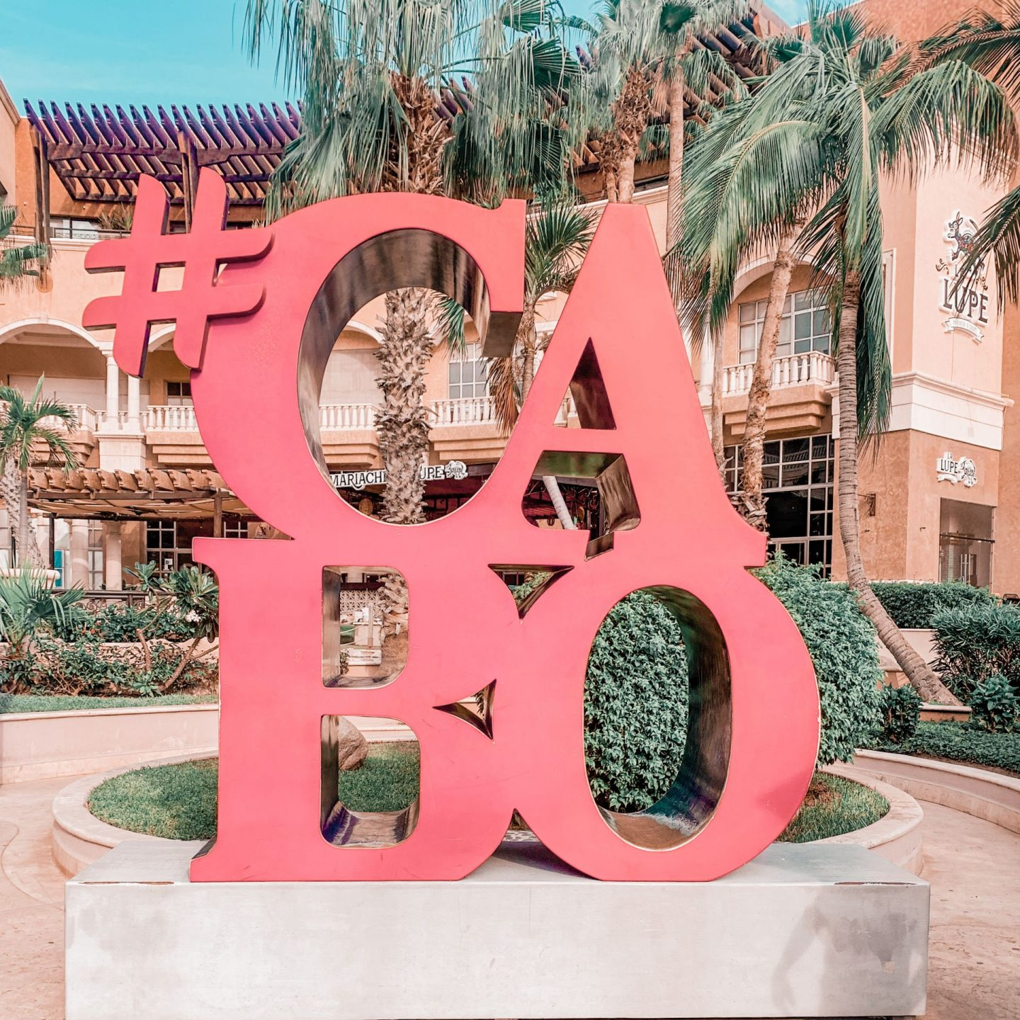 Los Cabos Sign